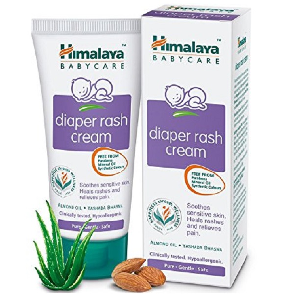 Himalaya Diaper Rash Cream 50g