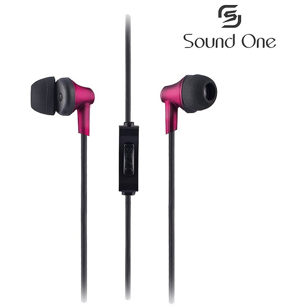 Sound One In Ear Earphones with MIC