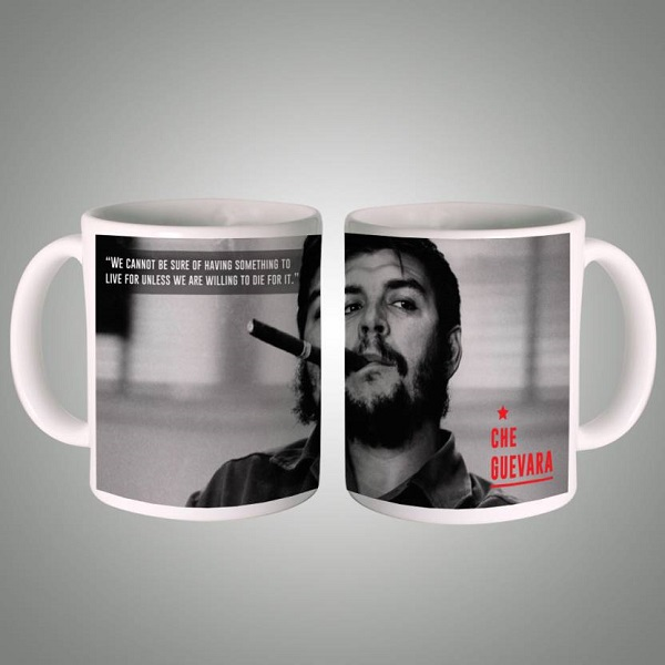 Posterboy Che Guevera Quote Ceramic Mug 350 ml