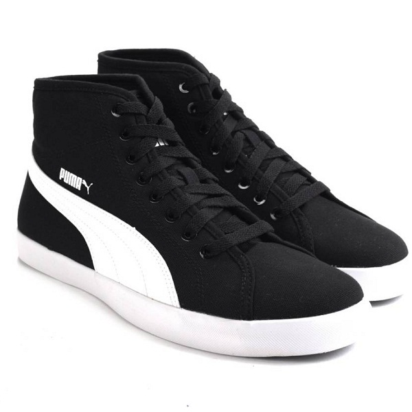 Puma Elsu v2 Mid CV DP Men Canvas Shoes