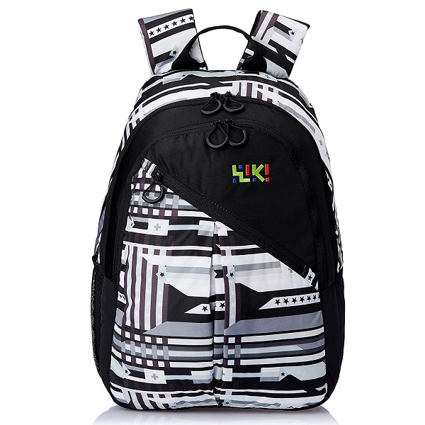Wiki by Wildcraft 33 liters Black Casual Backpack