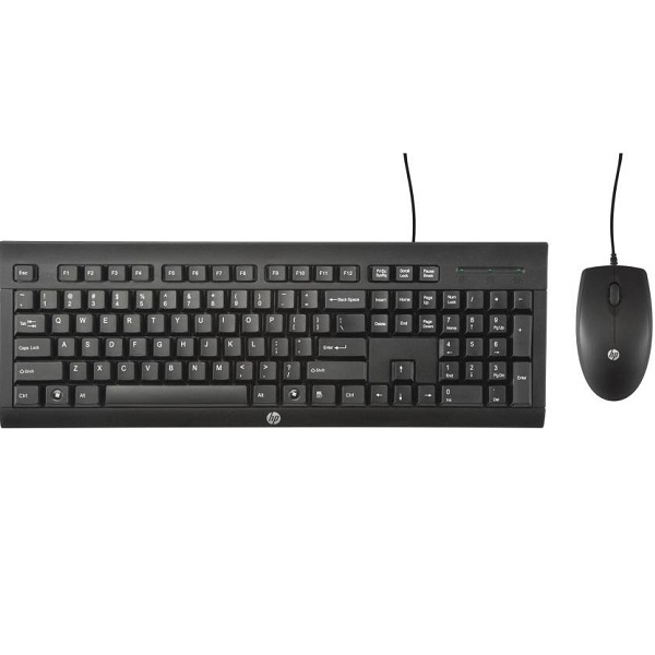HP C2500 Wired Combo keyboard and Mouse