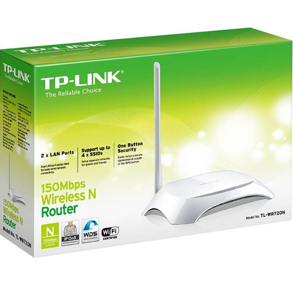 TP LINK 150Mbps Wireless Router
