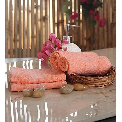 Jalak Cotton Towel Set 4 Pieces