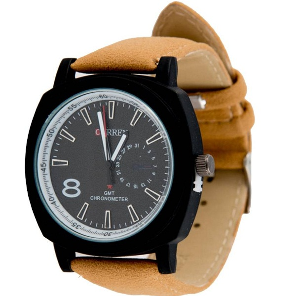 Curren Analog Watch For Men