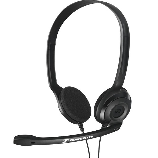 Sennheiser PC 3 CHAT Wired Headset With Mic