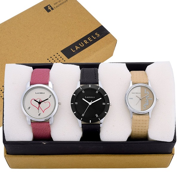 Laurels Watch Combo Pack