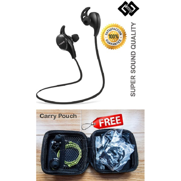 TAGG Wireless Sports Bluetooth Headset with Mic