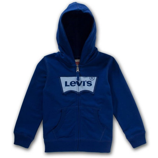 Levis Full Sleeve Solid Boys Sweatshirt