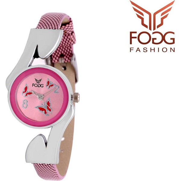 FOGG 3013 PK Modish Analog Watch For Women