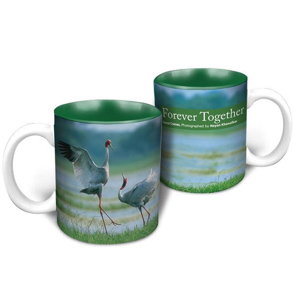 Hot Muggs Wild Focus Forever Together Ceramic Mug
