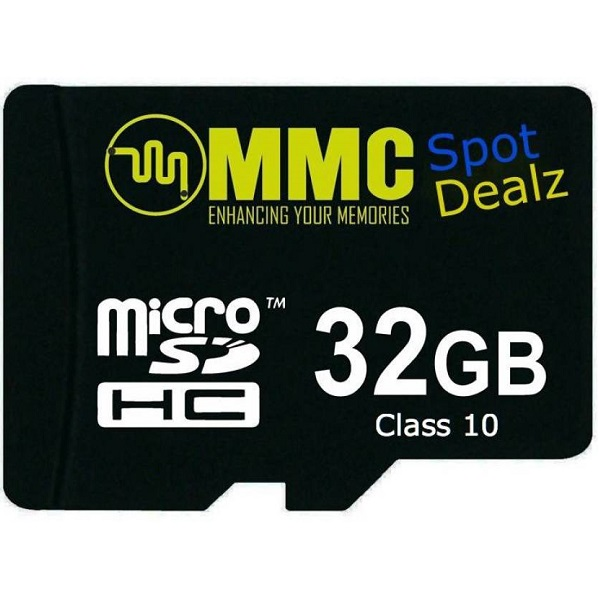 Spot Dealz Ultra 32GB MMC Memory Card