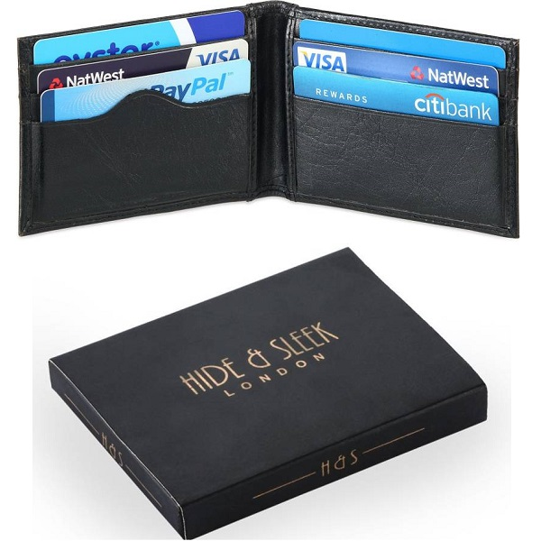 Hide And Sleek 8 Card Holder