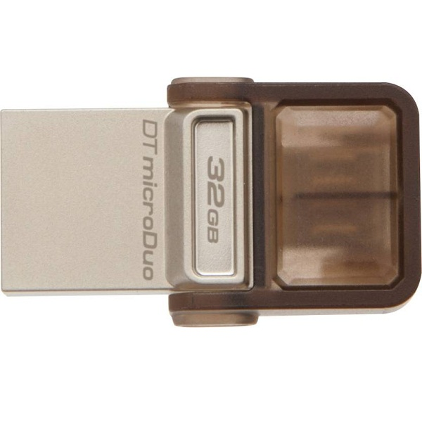 Kingston Data Traveler MicroDuo 32 GB OTG Drive