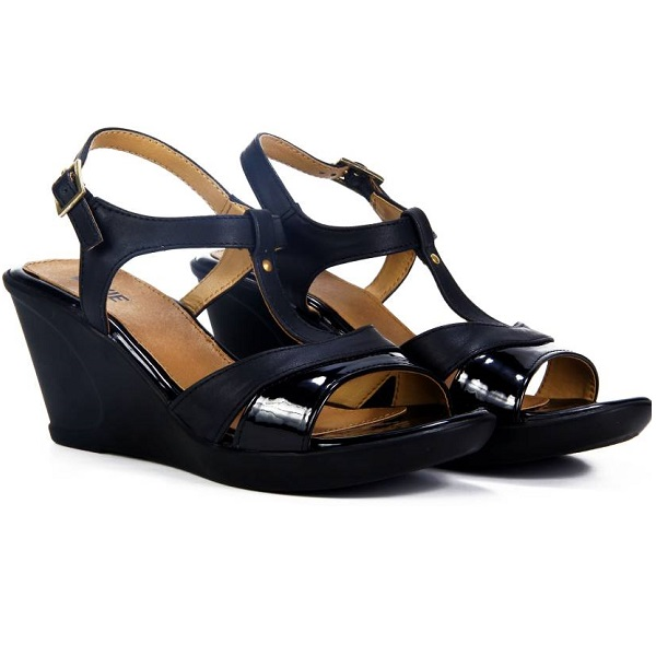 Lavie Women Black Wedges