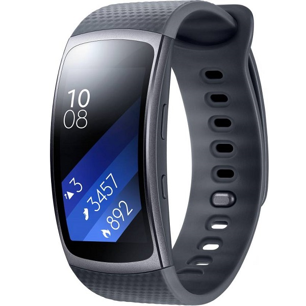 SAMSUNG Gear Fit 2 Black Smartband