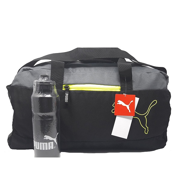 Puma Multicolor Polyester 1024Cms Softsided Travel Duffle