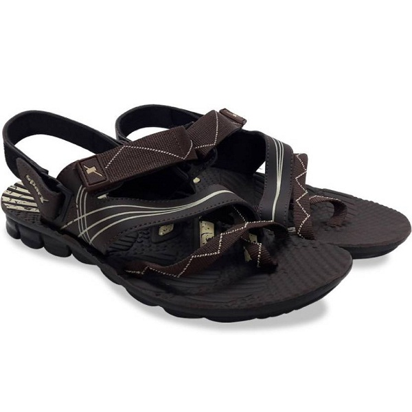 Sparx SS0902G Men Brown Sports Sandals