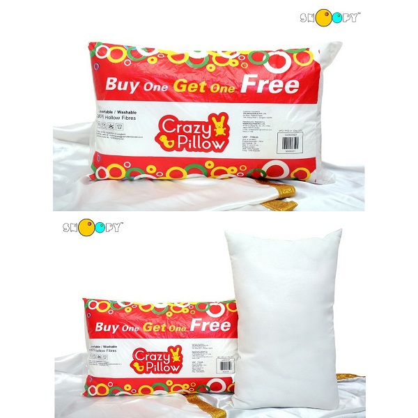 Snoopy Buy 1 Get 1 Crazy Pillow