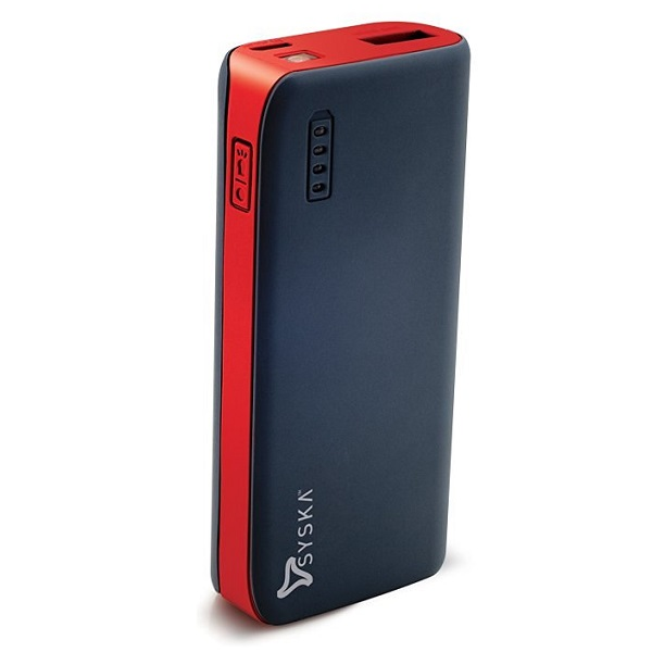 Syska X5200 5200mAH Power Bank