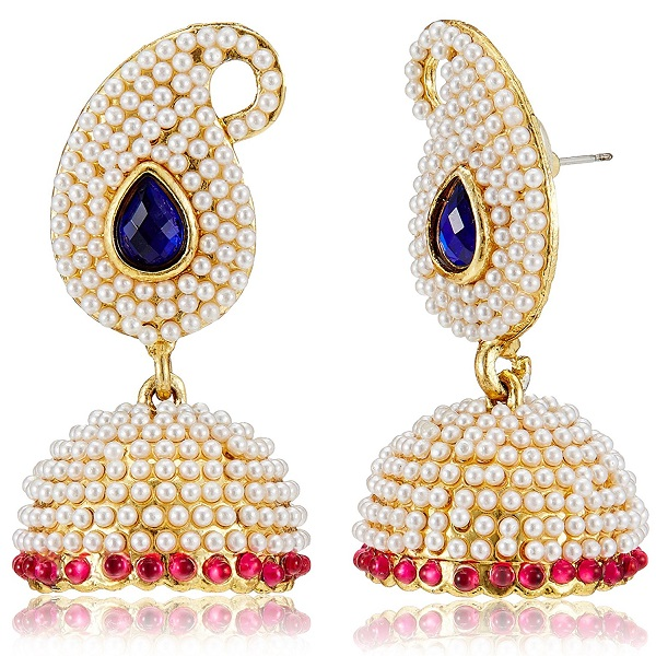 Aheli Jhumki Earrings for Women