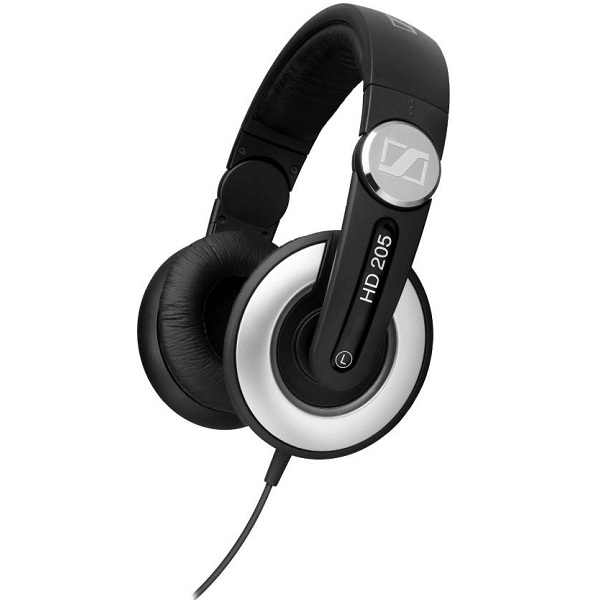 Sennheiser HD 205 II Dynamic Stereo Wired Headphones