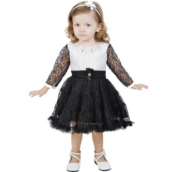 Be13 A Line Dress For Girls