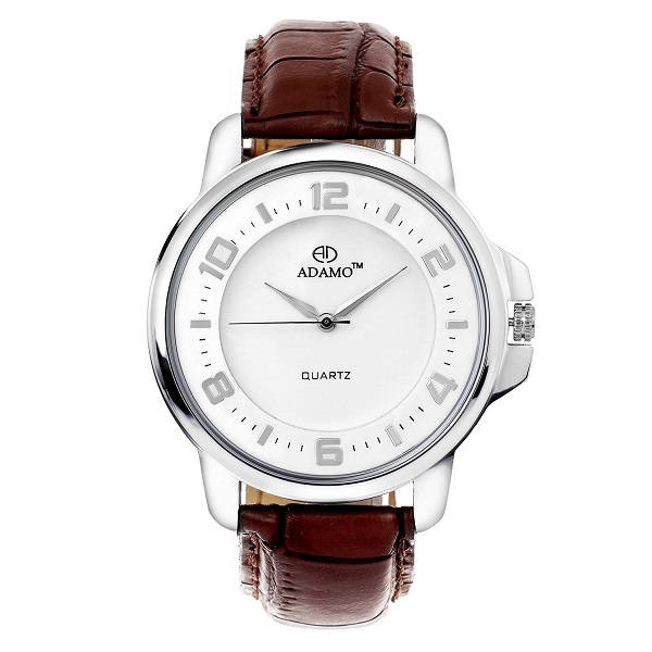 ADAMO Designer Analog Watch