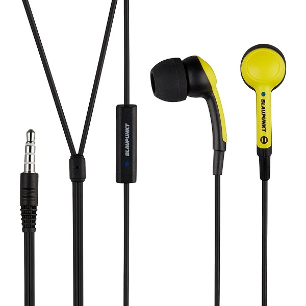 Blaupunkt BI01CAA6 Earphone with Mic
