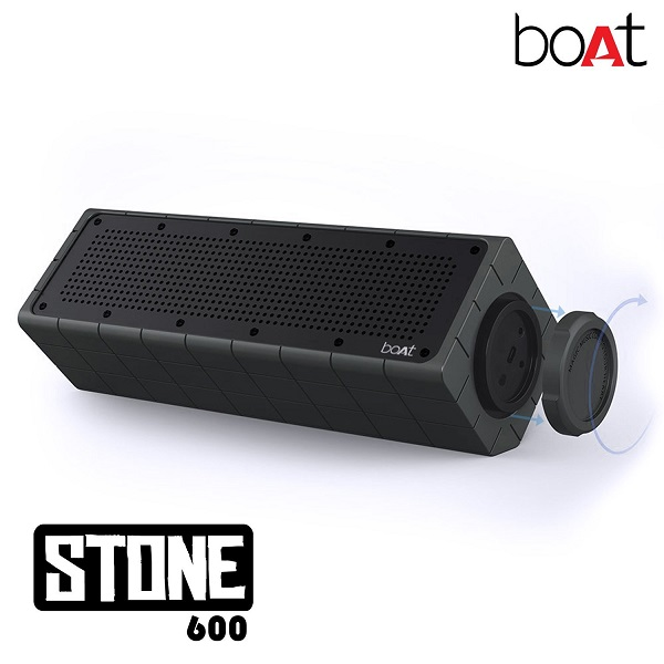 boAt Stone 600 Water Proof and Shock Proof Wireless Speaker