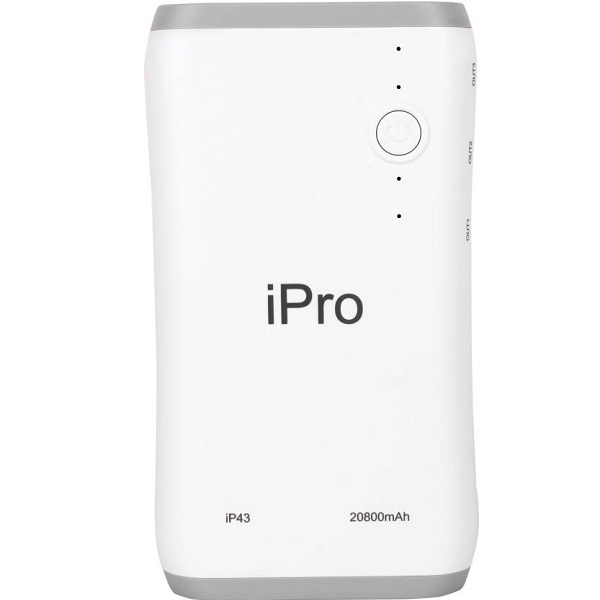 iPro 20800 mAh Power Bank