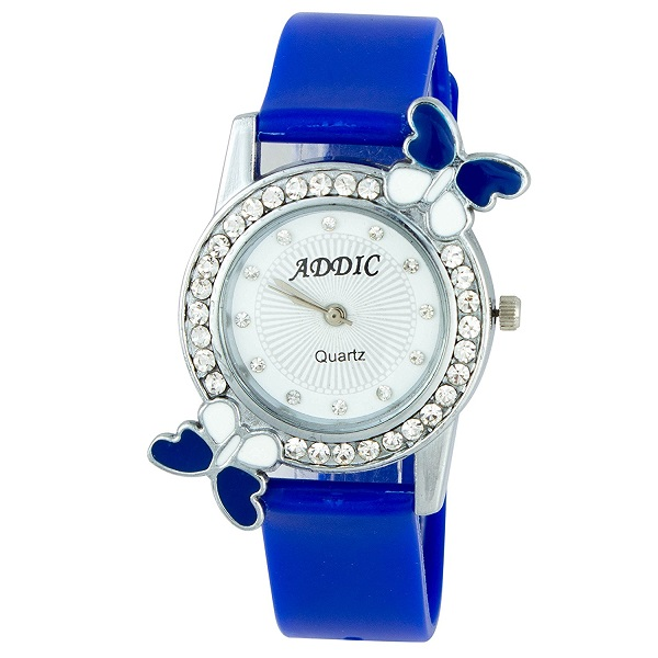 Addic Dreams Of A Butterfly Blue Strap