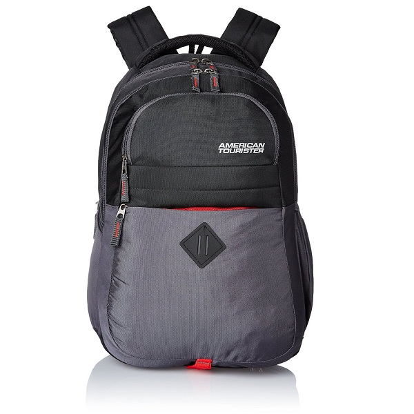 American Tourister Encarta Black Laptop Backpack