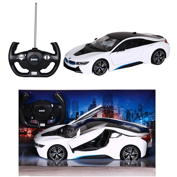 Toyhouse BMW i8 RC Scale Model Car