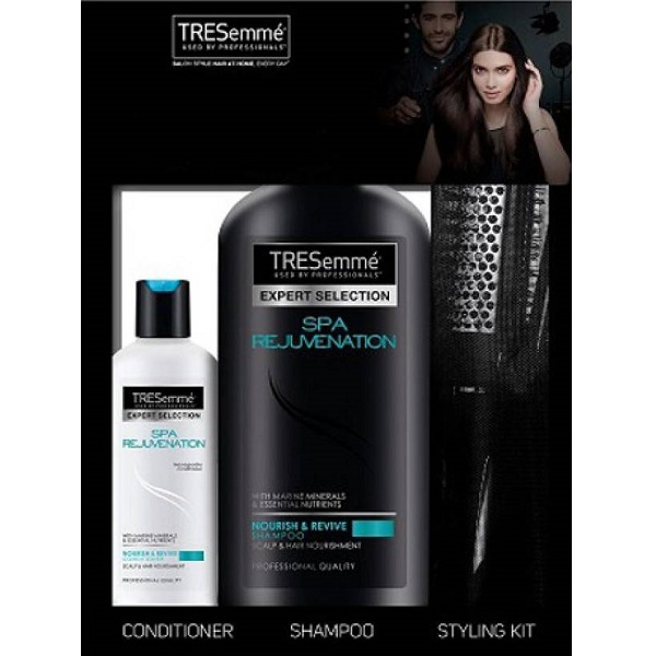 TRESemme Spa Rejuvenation Shampoo and Conditioner Set of 3