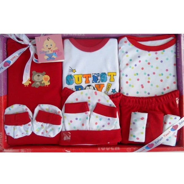Infant Touch Baby Gift Set