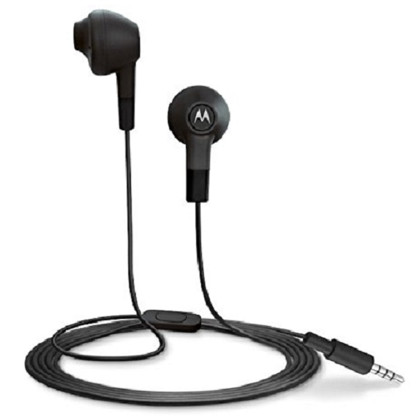 Motorola Lumineer Earbuds In Ear Headphone