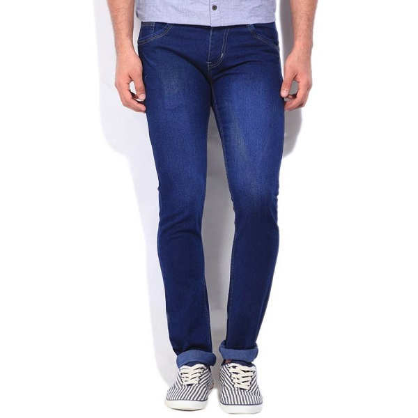 High Star Mens Blue Jeans