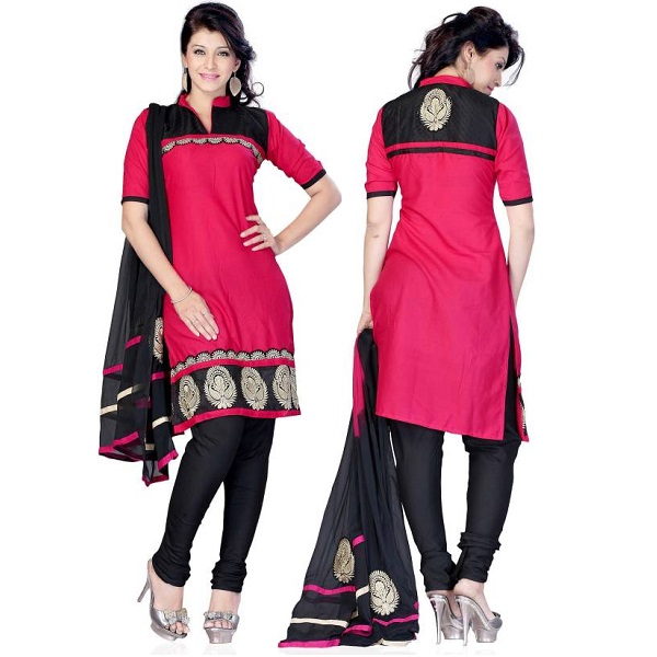 Nine Threads Cotton Salwar Suit Dupatta Material