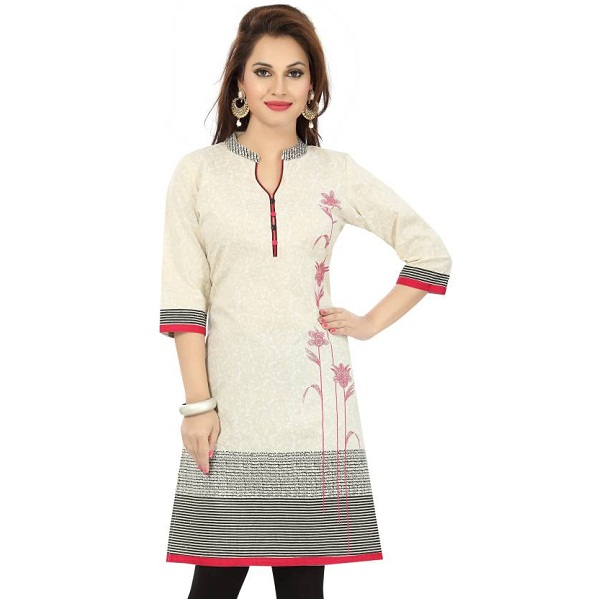 Meher Impex Casual Floral Print Womens Kurti