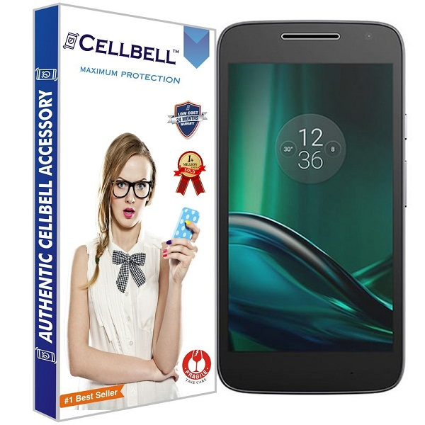 Moto G4 Play screen protector with FREE Installation Kit