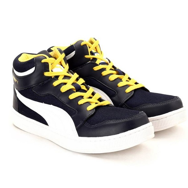 Puma Rebound Mid Lite DP Men High Ankle Sneakers