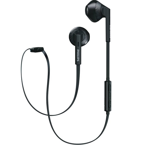 Philips SHB 5250BK Wireless Bluetooth Headset With Mic