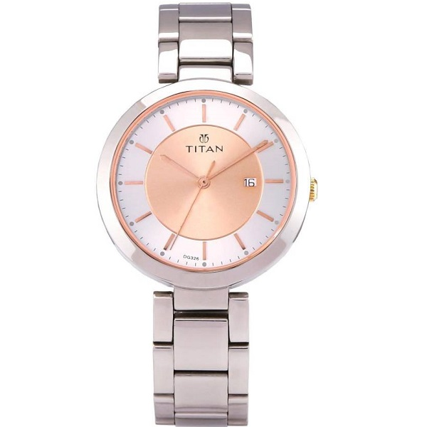 Titan 2480KM01 Analog Watch For Women