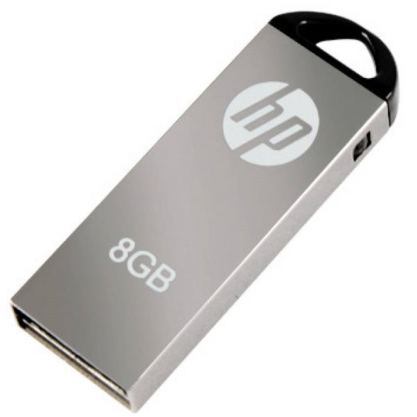 HP 8 GB Utility Pendrive