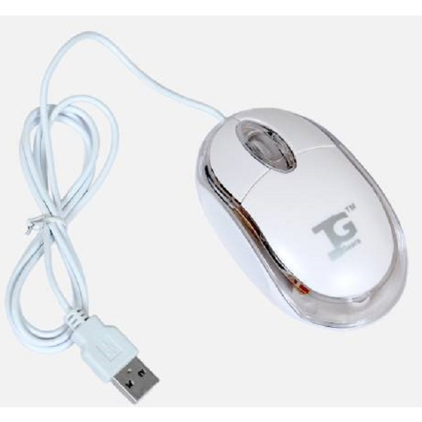 TacGears Wired Optical Mouse