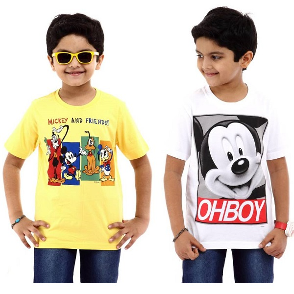 Disney T shirt For Boys