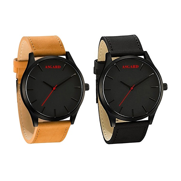 ASGARD Watches For Men Set of 2