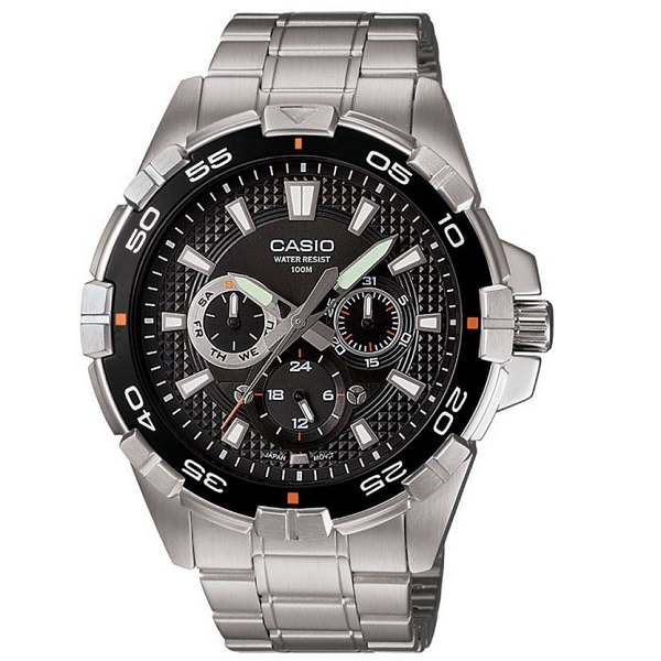 Casio A657 Enticer Mens Analog Watch