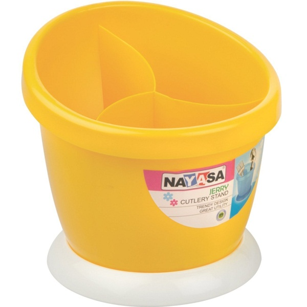Nayasa Jerry Plastic Cutlery Stand